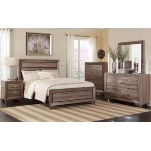 Larabee Panel Configurable Bedroom Set