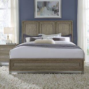 Gracie Oaks Gwyneth California King Canopy Bed