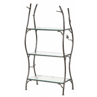 Millwood Pines Traylor Etagere Bookcase
