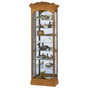 Darby Home Co Branam Curio Cabinet