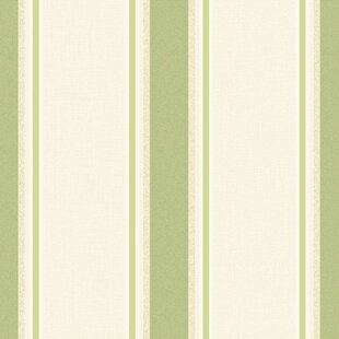 Chelsea 10m L X 64cm W Stripes Roll Wallpaper