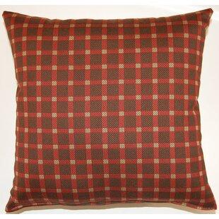 Koko Check Throw Pillow (Set of 2)