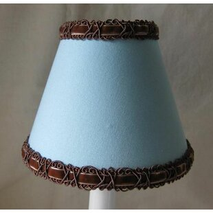Teddy Time 11 Fabric Empire Lamp Shade