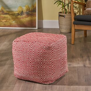 Tinkham Pouf by Union Rustic