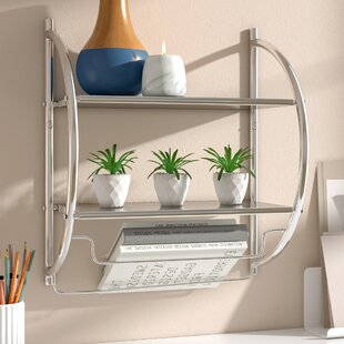 Circe Wall Shelf by Wade Logan