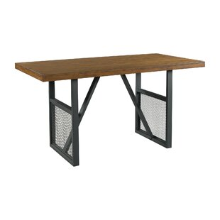 17 Stories Keziah Counter Height Dining Table