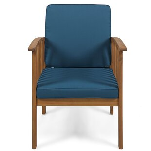 Highland Dunes Crosby Outdoor Patio Chair..
