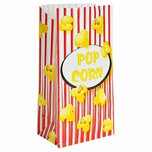 Popcorn Paper Bag (Set of 96)