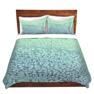 Latitude Run Martine Wavesong Abstract Microfiber Duvet Covers