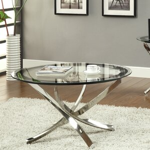 Contemporary Coffee Table modern & contemporary coffee tables you'll love | wayfair