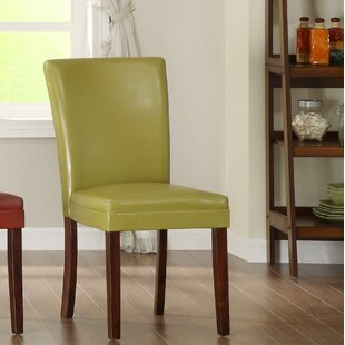 Belvedere Upholstered Dining Chair (Set of 2) Woodhaven Hill