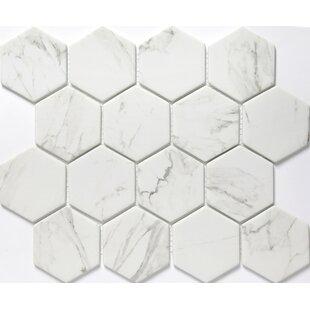 Modern Contemporary Black Hex Tile AllModern - Discount hex tile