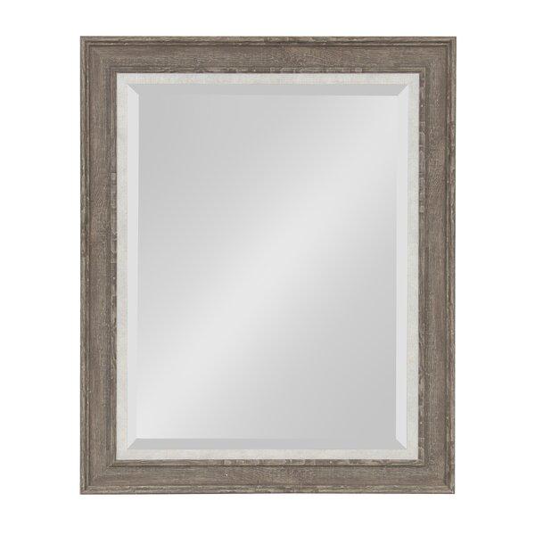 Large Framed Mirror   Wayfair