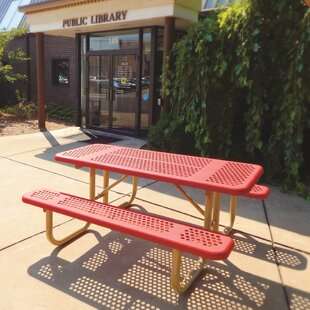 Little Tikes Commercial Picnic Table