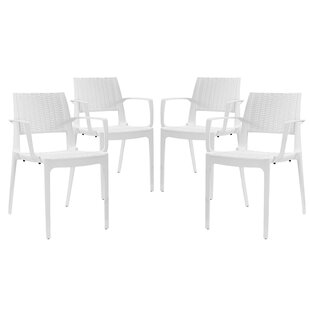 Owatonna Arm Chair (Set of 4) by Latitude..