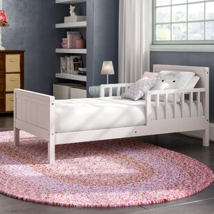 Gilcrease Toddler Panel Bed By Viv + Rae