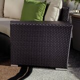 Aramingo Wicker Side Table