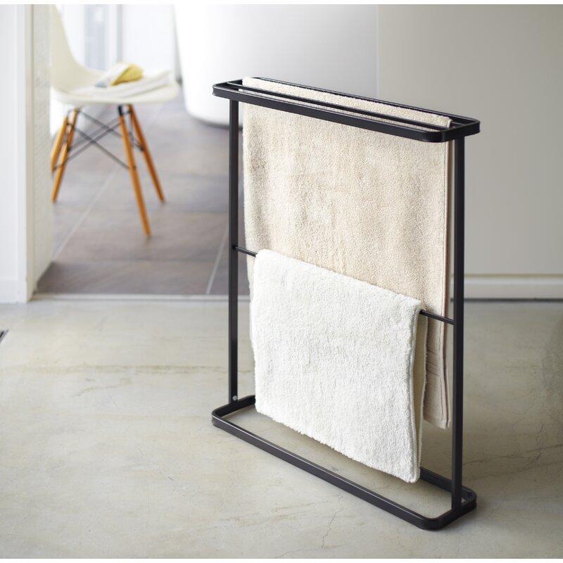 Yamazaki Freistehender 65 cm Handtuchhalter & Bewertungen