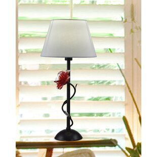 Mccurry Hand Blown Art Glass 27 Table Lamp