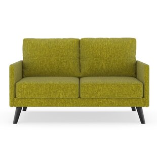 Crader Pebble Weave Loveseat