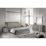 Gardinier Series Sleigh 5 Piece Bedroom Set by Orren Ellis
