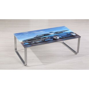 Toussaint Coffee Table by Ebern Designs