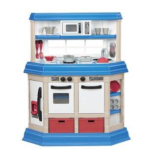 Play Kitchen Sets & Accessories You'll | Wayfair on toddler gym set, toddler wooden block set, toddler bath set, toddler tea set, toddler purse set, toddler travel set, toddler golf set, toddler gardening set, toddler patio set, toddler art set, toddler socks, toddler dining table set, toddler paint set, toddler dishes set, toddler construction set, toddler jewelry, toddler cleaning set, toddler nursery set, toddler furniture set, toddler toys,