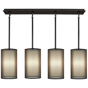Robert Abbey Saturnia 4-Light Kitchen Isl..