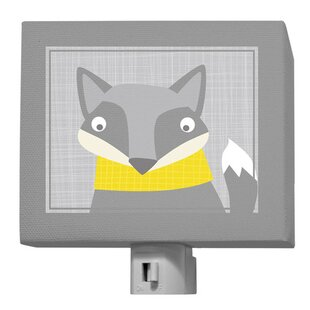 Oopsy Daisy Happy Fox Night Light