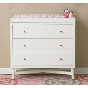Merveilleux Mid Century Changing Table | Wayfair
