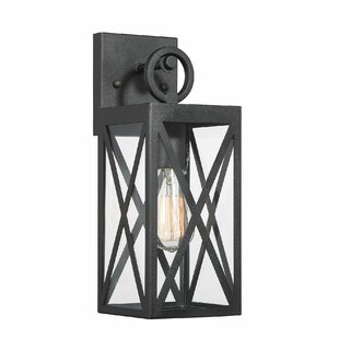 Williston Forge Scurlock Outdoor Wall Lantern