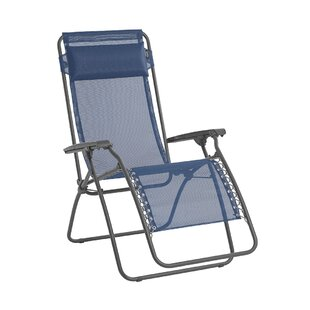 Reclining Folding Zero Gravity Chair Image