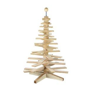 Wooden Xmas Tree Wayfair Co Uk