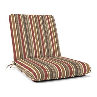 Indoor/Outdoor Sunbrella Club Chair Cushion