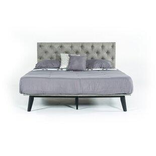 Jaelyn Upholstered Platform Bed by Corrigan Studio