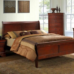 Best Choices Poulos Sleigh Bed by Charlton Home Reviews (2019) & Buyer's Guide