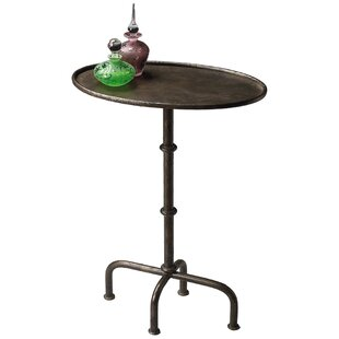 Read Reviews Clamp Pedestal Plant Stand by Darby Home Co