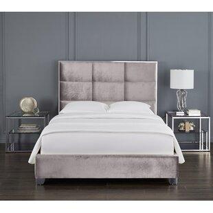 Dubose Upholstered Platform Bed by Orren Ellis