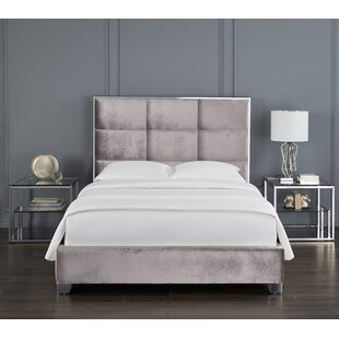 Looking for Dubose Upholstered Platform Bed by Orren Ellis Reviews (2019) & Buyer's Guide