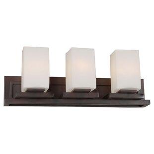 Ebern Designs Mcneel 3-Light Vanity Light