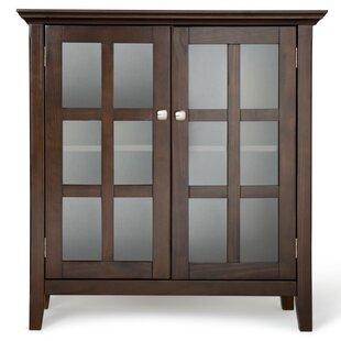 Acadian 2 Door Accent Cabinet by Simpli Home