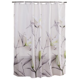 Great choice Lillies Shower Curtain By Splash Home