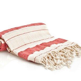 Loyce Peshtemal Turkish Cotton Beach Towel