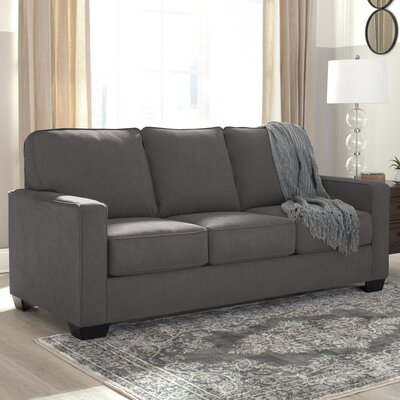 Modern Faux Leather Amp Microfiber Sofas Couches Allmodern