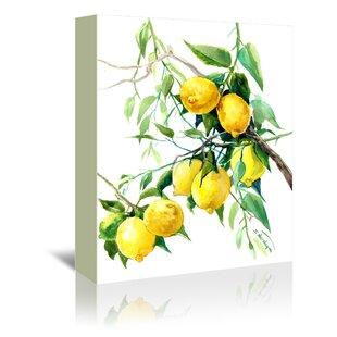 Lemon Tree Art Wayfair