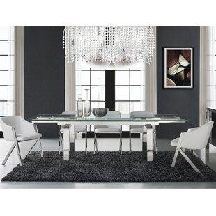 Casabianca Furniture Cloud Extendable Din..