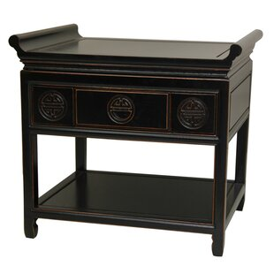 Review Altar Table Console Table By Oriental Furniture