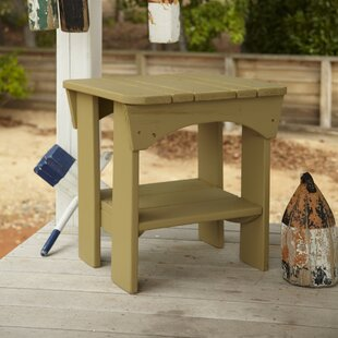 Original Wood Side Table by Uwharrie Chair