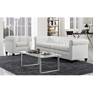 Earl 2 Piece Living Room Set by Modway