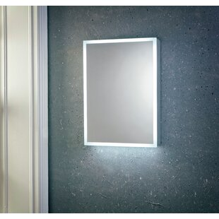 Southfield 50cm X 70cm Mirror Cabinet With LED Lighting By Wade Logan
